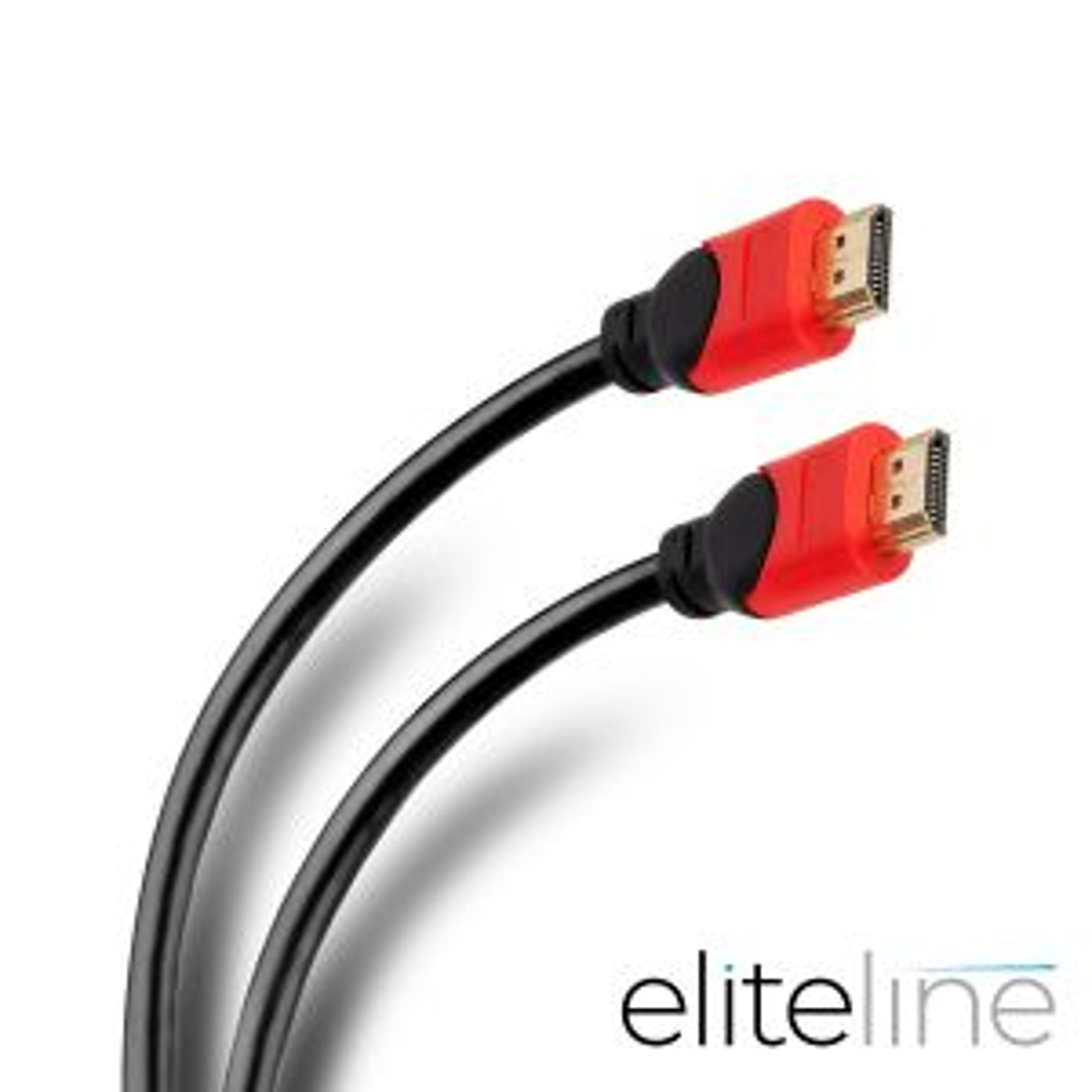 Cable Elite HDMI®, reforzado, de 1,8 m