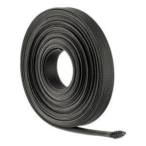 Malla organizadora de cables, 2 cm de ancho