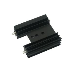 Disipador electrónico de 38 mm, para TO-220
