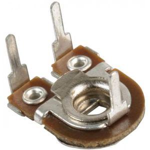 Potenciómetro (Preset) horizontal de 10 mm, 100 KOhms