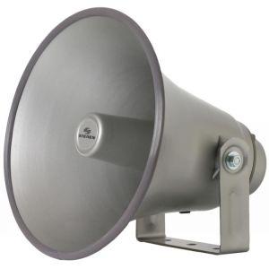 """Trompeta redonda de 12"""" con unidad de 40 Watts PMPO"""