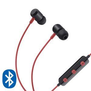 Audífonos Bluetooth delgados con sujeción de imán