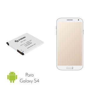 Batería de reemplazo para Samsung Galaxy S4