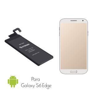 Batería de reemplazo para Samsung S6 Edge
