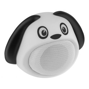 Mini bocina Bluetooth con forma de Perro