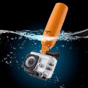 Flotador para cámaras deportivas