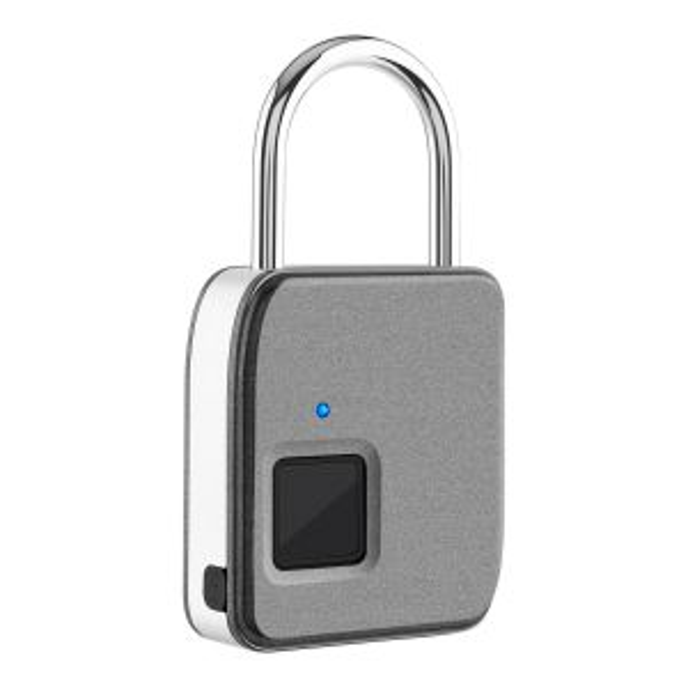 Candado de huella digital (biométrico)