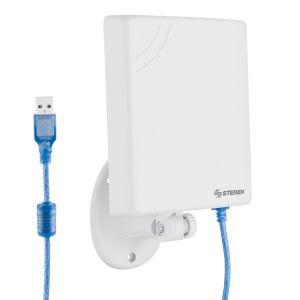 Antena / tarjeta de red USB Wi-Fi para intemperie
