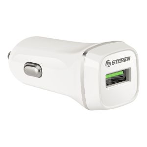 Cargador USB Turbo Charge, para auto