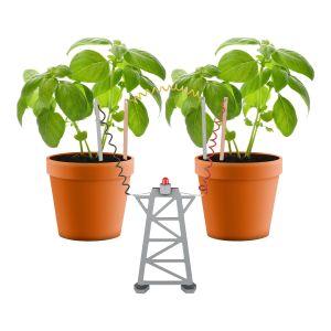 Kit para experimentar energía verde