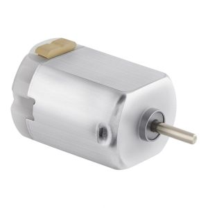 Mini motor de corriente directa