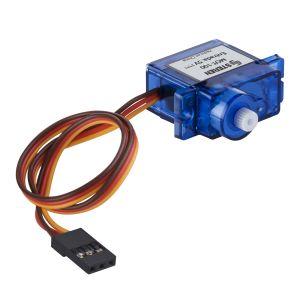 Micro servomotor con torque de 1,8 Kgf/cm