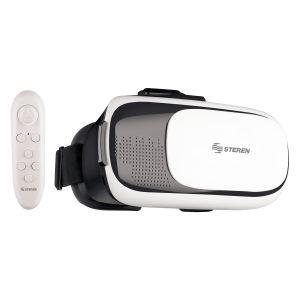 Lentes de realidad virtual para smartphone con control remoto