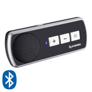 Manos libres Bluetooth con altavoz para visera