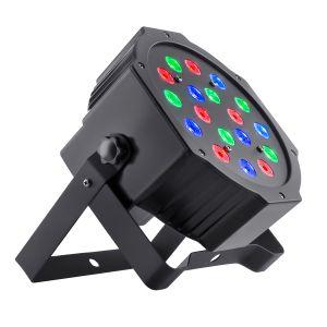 Lámpara PAR multicolor para DMX