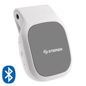 Receptor de audio Bluetooth y manos libres, compacto