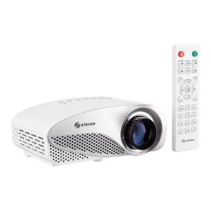 Mini-proyector multimedia portátil