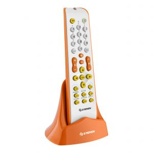 Control remoto universal inteligente color naranja
