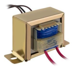 Transformador de 24 Vca, 1,2 Amperes, con Tap central