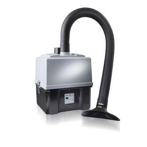 Unidad de extracción de humos, marca Weller